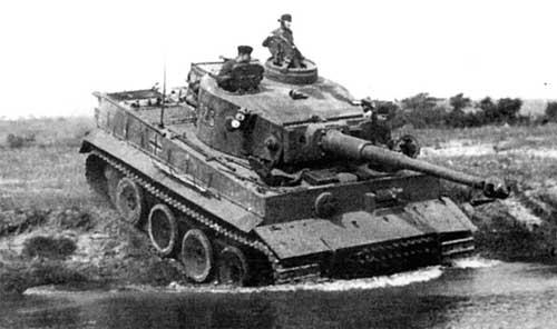 """Tiger """" - тяжелый танк тигр """" Военное обозрение"""